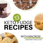 13 Keto Fudge Recipes that will Satisfy Your Sweet Tooth