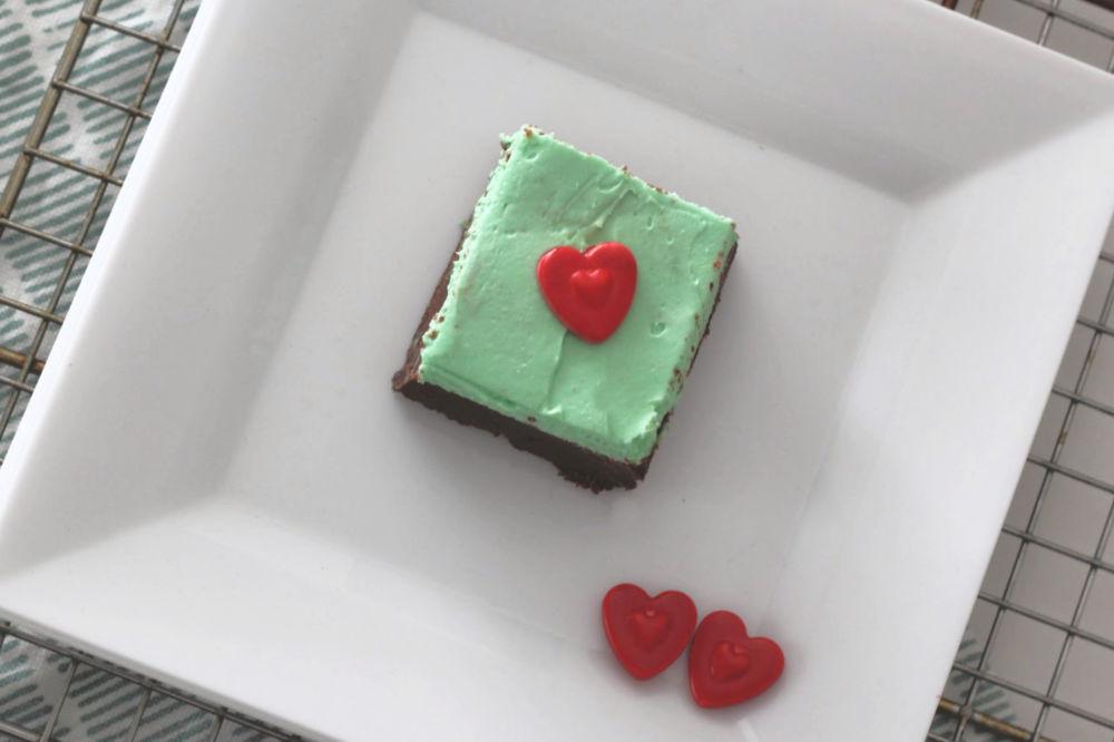Keto Valentine's Day Fudge